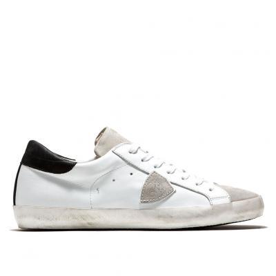 Herren Sneaker Paris Basic Weiss