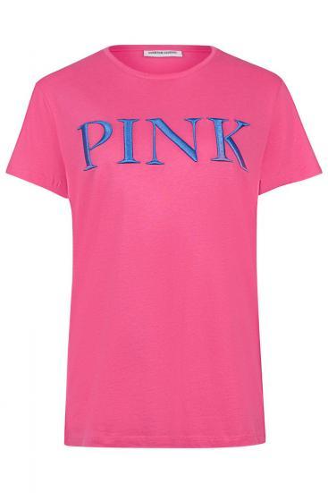 """Damen T-Shirt """"Pink"""" Pink"""