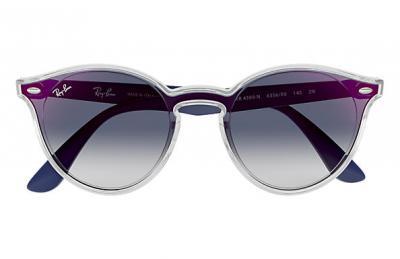 Damen Sonnenbrille Blaze Blau Verlauf