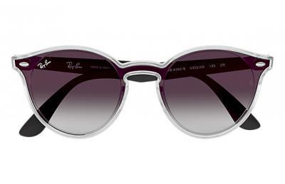 Damen Sonnenbrille Blaze Grau Verlauf