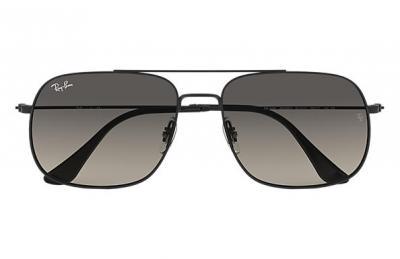 Sonnenbrille RB3595 Grau Verlauf Schwarz