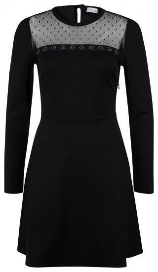 Damen Kleid Schwarz