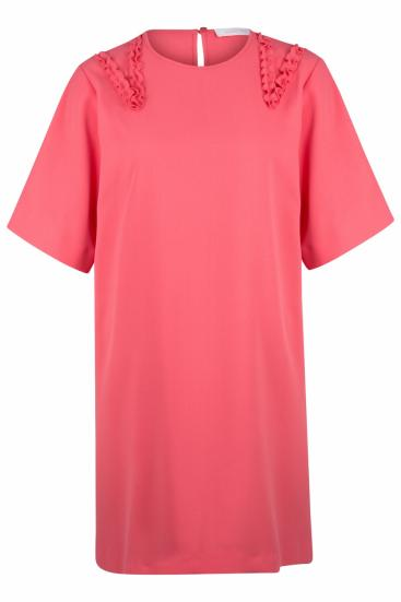 Damen Kleid Poppy Peach