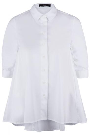 Damen Bluse Weiss
