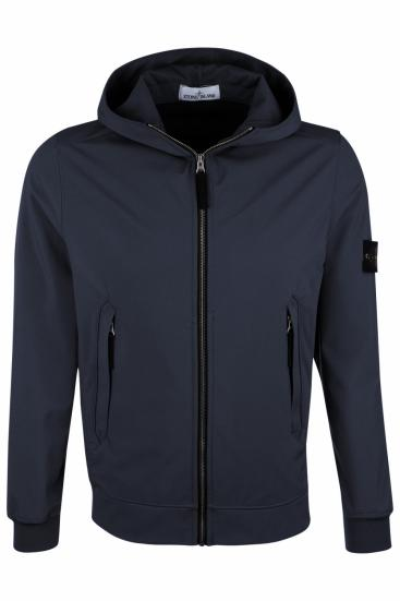 Herren Jacke Light Soft Shell-R Marineblau