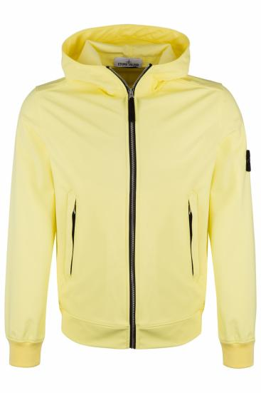 Herren Jacke Light Soft Shell-R Gelb