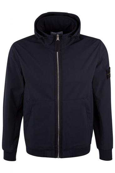 Herren Softshelljacke Light Soft Shell-R Dunkelblau