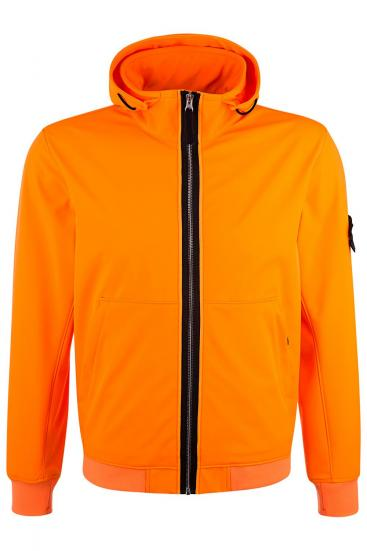 Herren Softshelljacke Light Soft Shell-R Orange