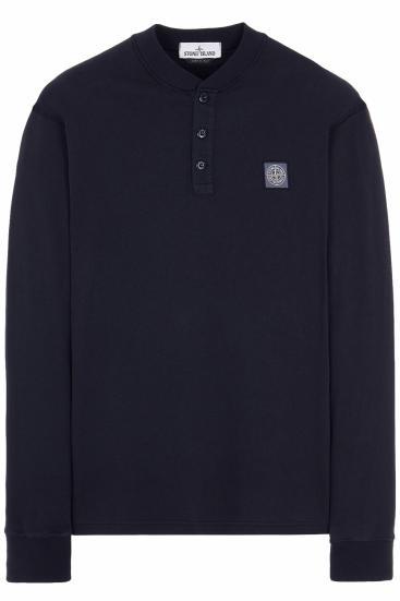 Herren Sweatshirt Marineblau