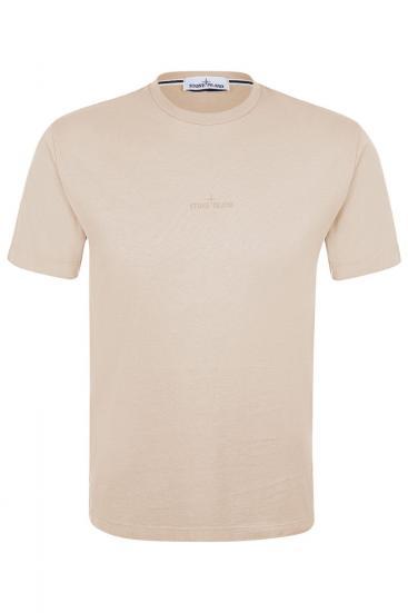 """Herren T-Shirt """"Graphic Eight"""" Kitt"""