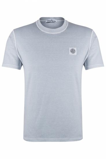 Herren T-Shirt Hellblau