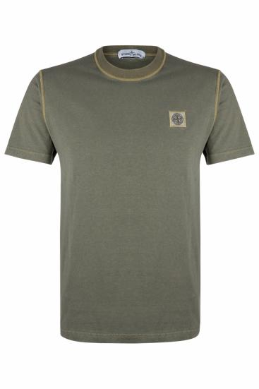 Herren T-Shirt Olive