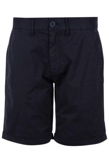 Herren Bermuda Shorts Navy Blue
