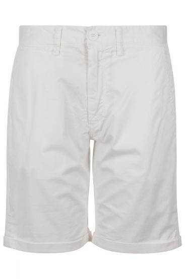 Herren Bermuda Shorts Offwhite