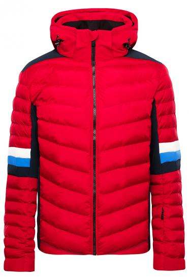 Herren Skijacke Curt Classic Red