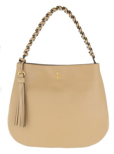 Damen Handtasche Brooke Hobo Beige