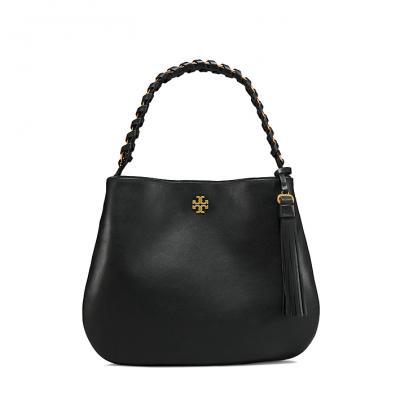 Damen Handtasche Brooke Hobo Schwarz