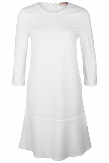 Damen Kleid Weiss