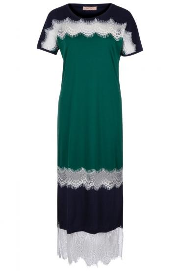 Damen Maxikleid Evergreen