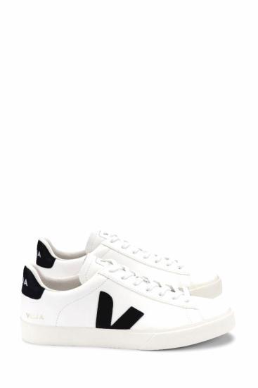 Damen Sneaker Campo Chromefree Extra Weiss