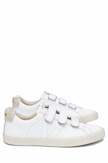 Herren Sneaker Extra White
