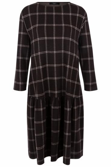 Damen Kleid Muscari Dunkelbraun