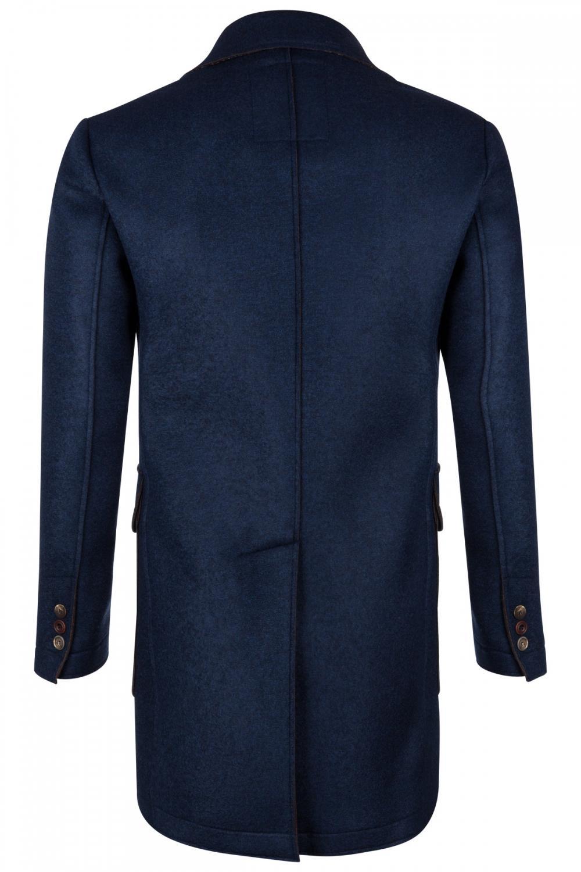 BOB Herren Mantel Henry Jeans | SAILERstyle