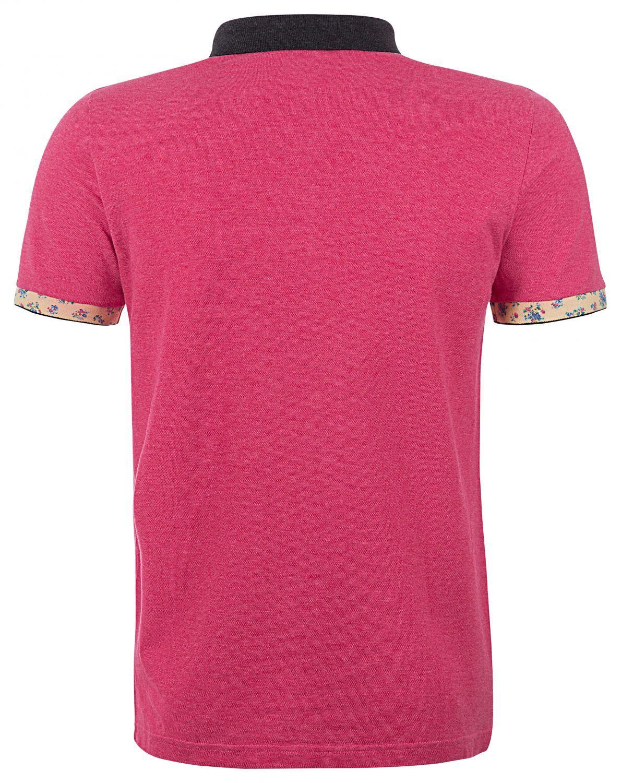 """BOB Herren Poloshirt """"Reef"""" Fragola Melange 2"""
