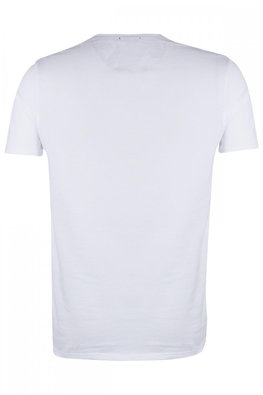 BOB Herren T-Shirt Pock Weiss 2