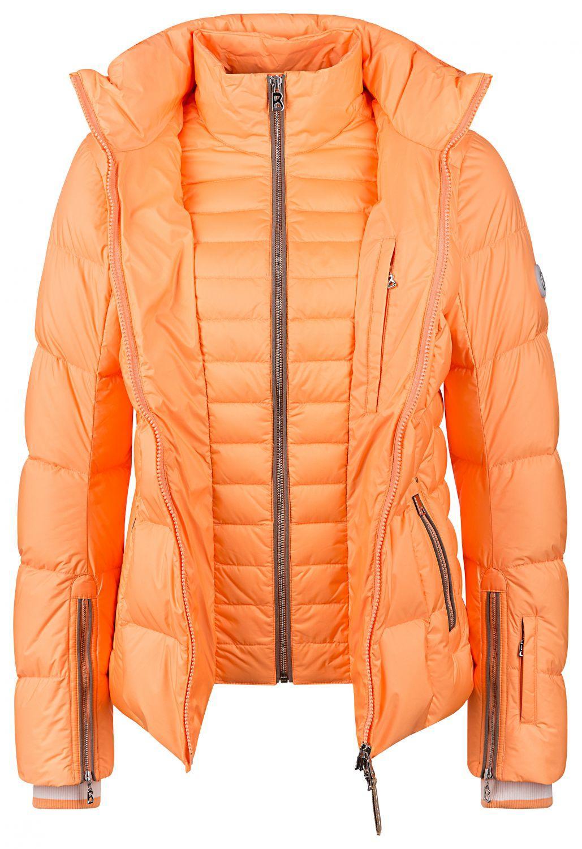 Bogner Damen Skijacke Vera-D Orange 2