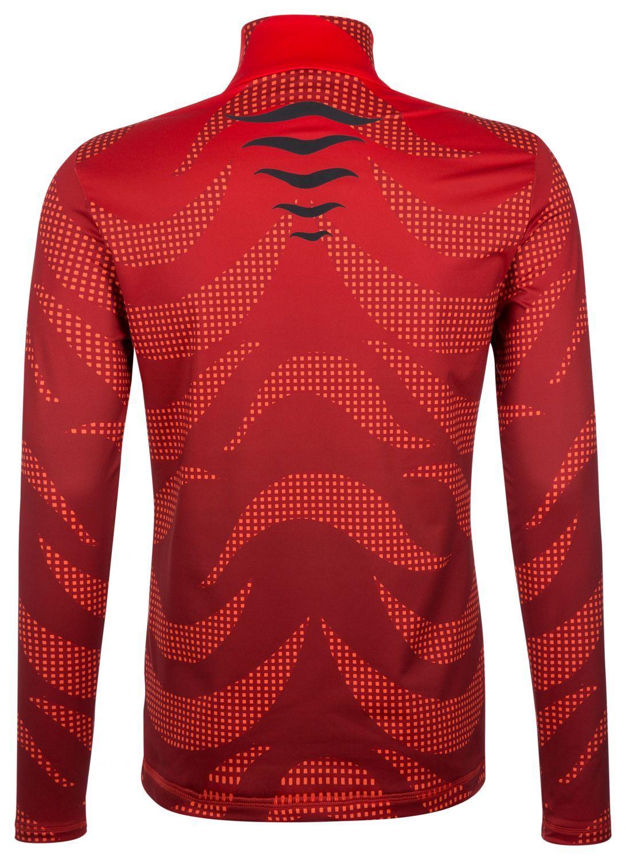 Bogner Herren First Layer Skishirt Verti Rot 2