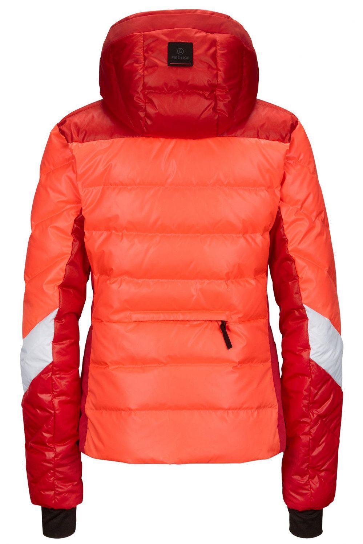 Fireamp; Skijacke D Farina Ice Damen Orange bf7gy6vY