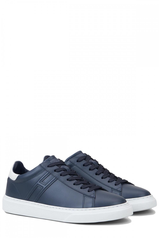Hogan Herren Sneaker H365 Blau 2