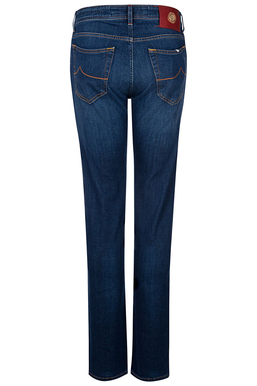 Jacob Cohen handmade Herren Jeans Comfort Denim Blau 2