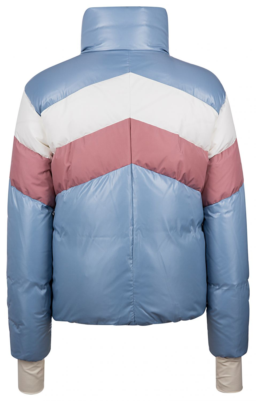 "Moncler Grenoble Damen Skijacke ""Lamar"" Blau 2"