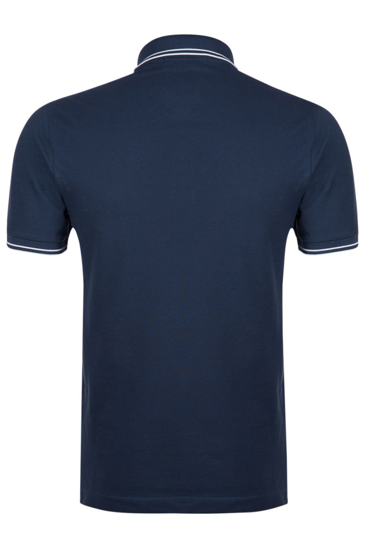 Stone Island Herren Poloshirt Marineblau 2