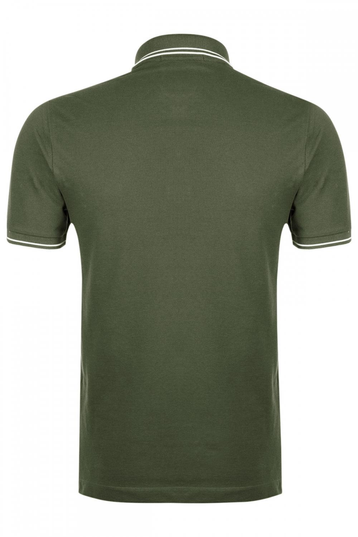 Stone Island Herren Poloshirt Olive 2