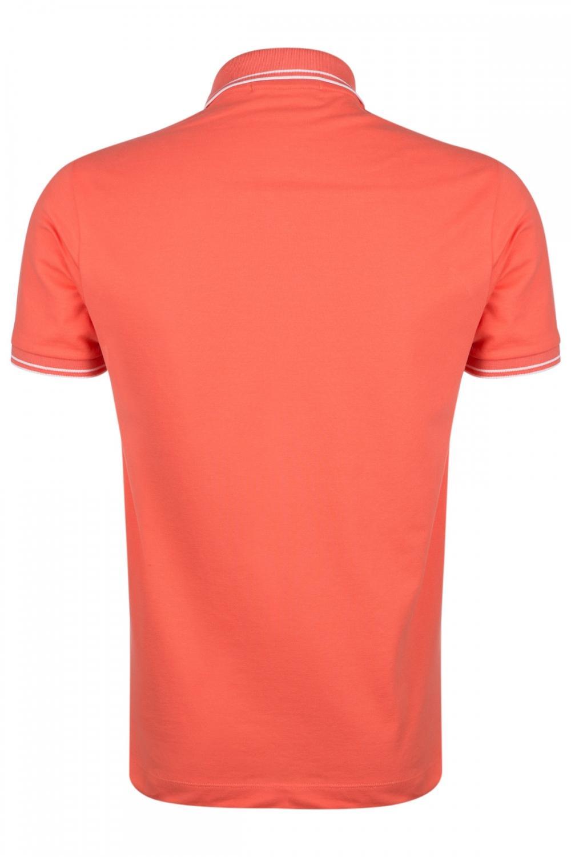 Stone Island Herren Poloshirt Orange 2