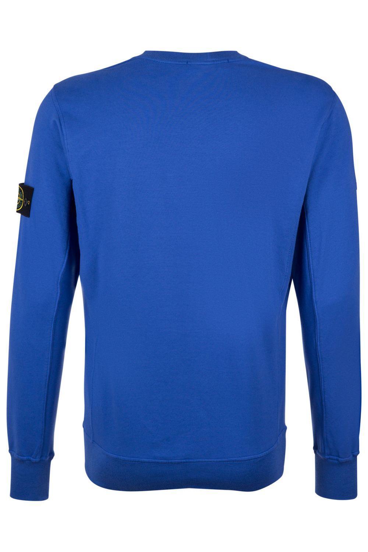 Stone Island Herren Sweatpullover Blauviolett 2