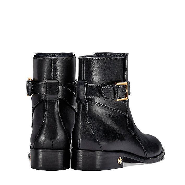 Tory Burch Damen Ankle Boots Brooke Schwarz 2