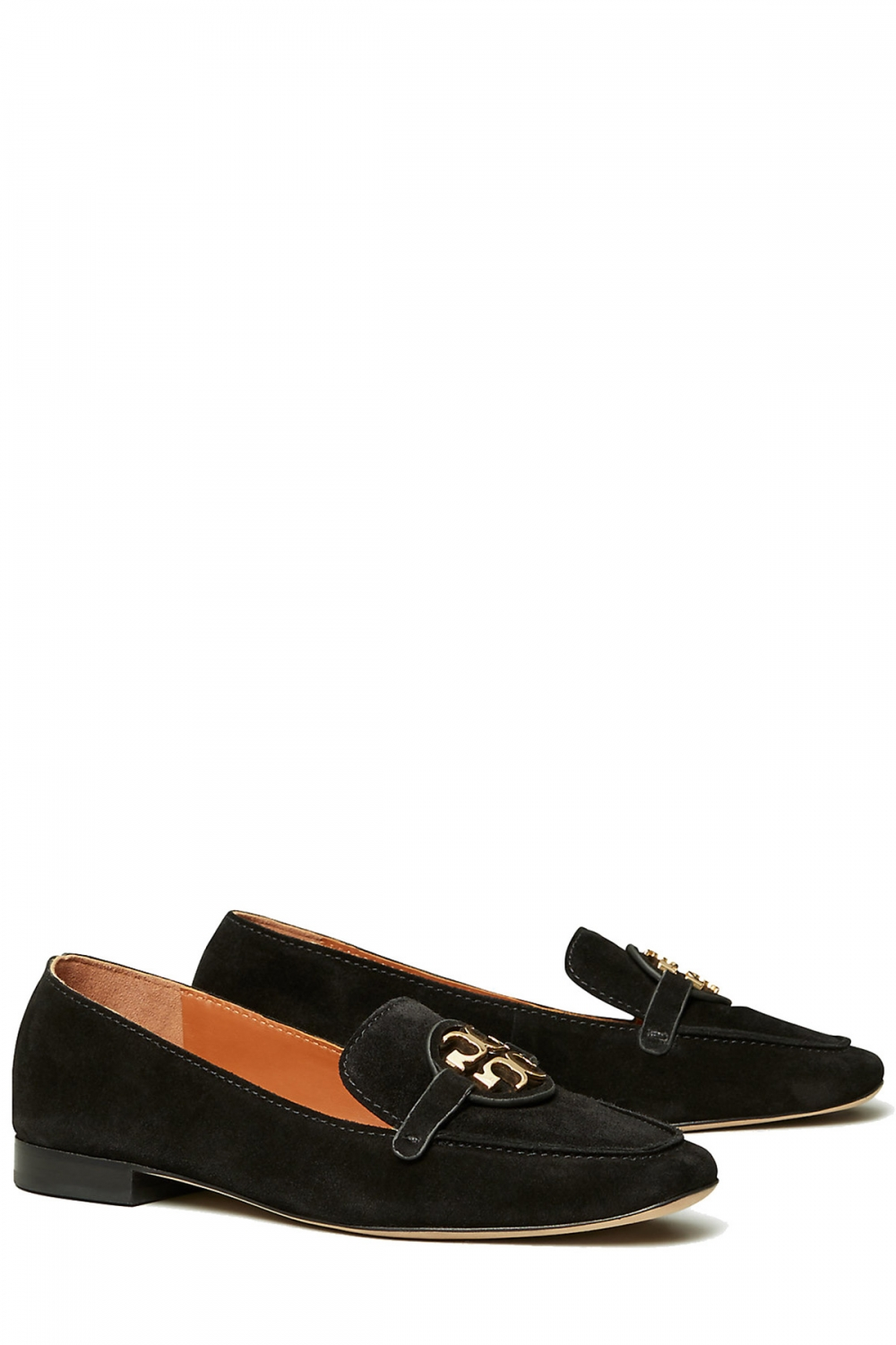 Tory Burch Damen Metal Miller Loafer Schwarz 2