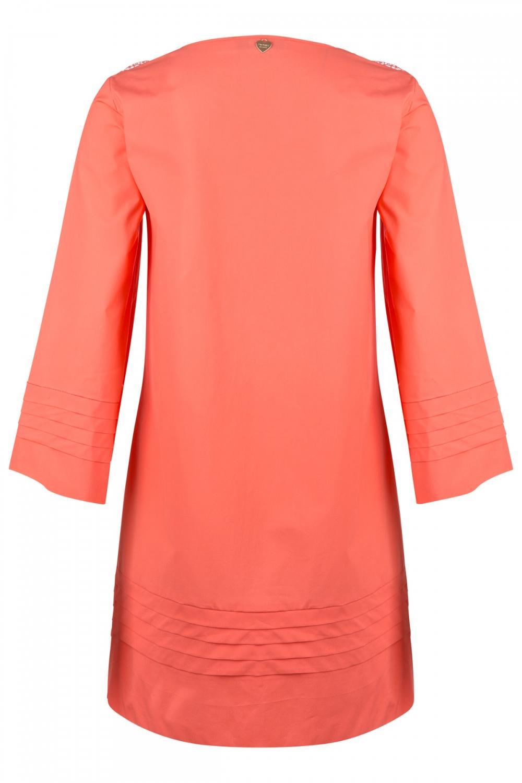 Twin Set Damen Kleid Sugar Coral Koralle | SAILERstyle