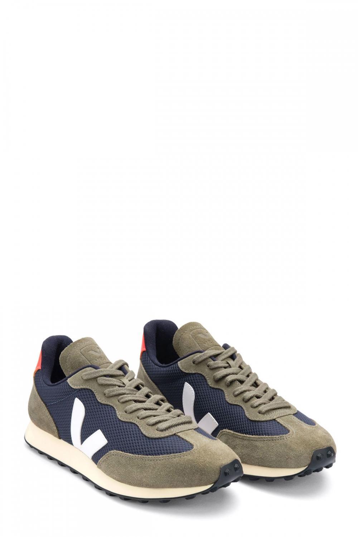 Veja Damen Sneaker Rio Branco Olive 2
