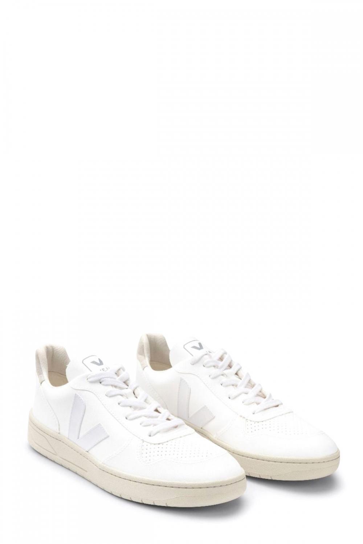 Veja Damen Sneaker V10 Weiss  2