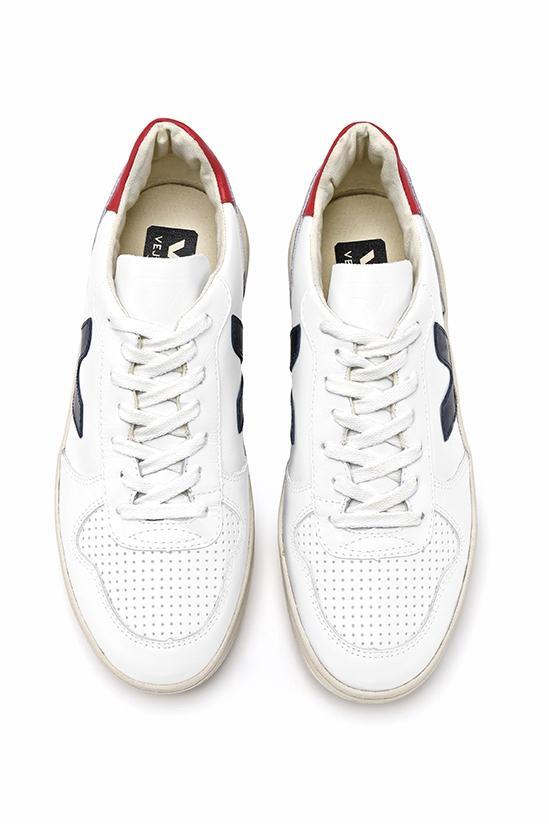 Veja Unisex Sneaker Leather Extra White 2