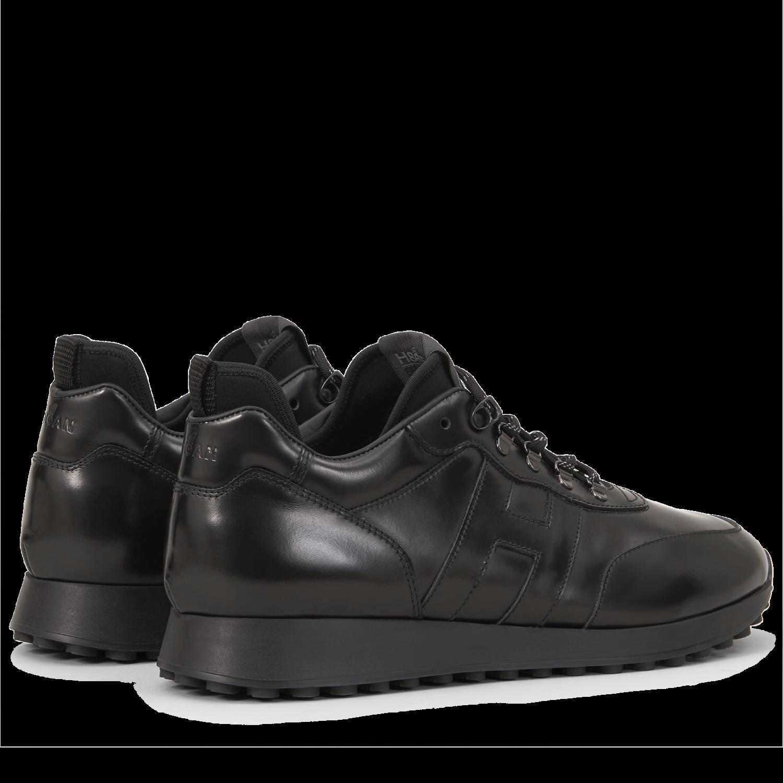 Hogan Herren Sneaker H429 Retro-Running New Theme 3