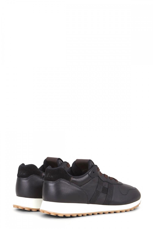 Hogan Herren Sneaker H429 Schwarz 3