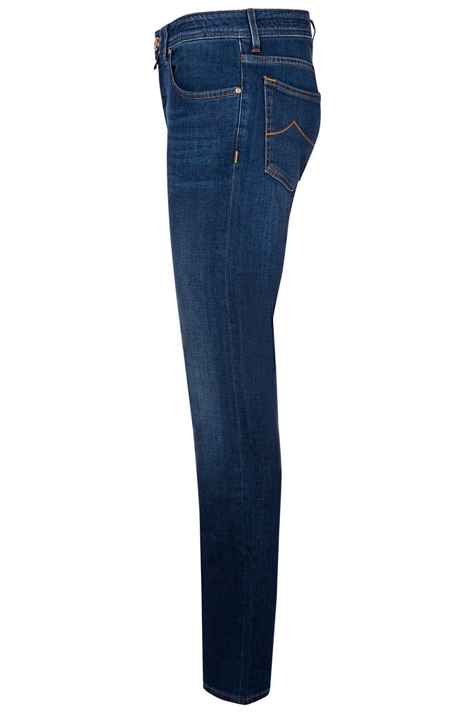 Jacob Cohen handmade Herren Jeans Comfort Denim Blau 3