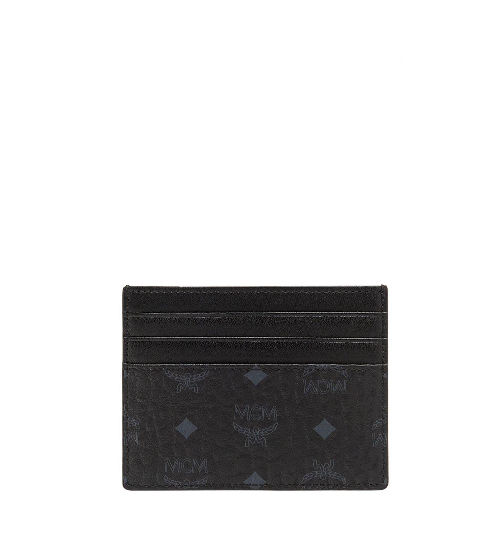 uk availability 2b803 8897e MCM Herren Metal Money Clip Card Case Schwarz | SAILERstyle