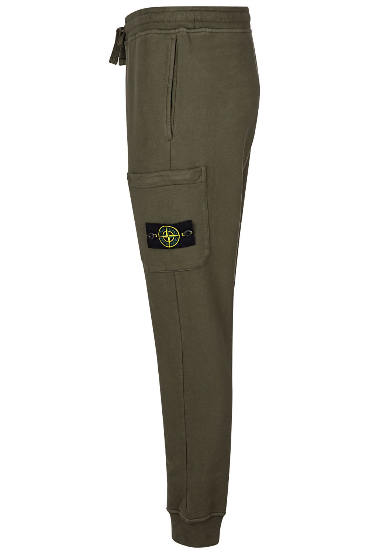 neue sorten attraktive Designs im Angebot Stone Island Herren Jogginghose Olive